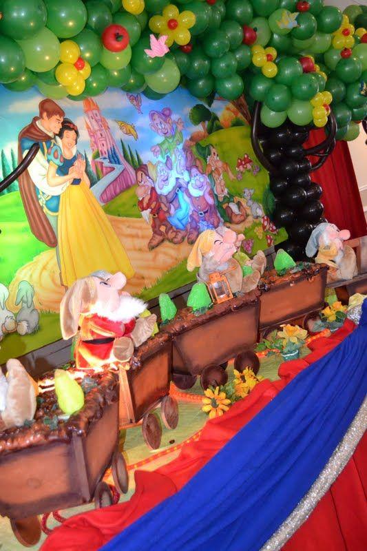 Snow White Party Theme