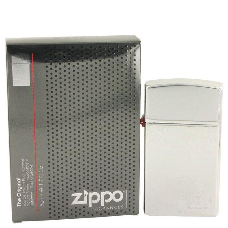 #Zippo #Original by Zippo Eau De Toilette #Spray #Refillable 1.7.