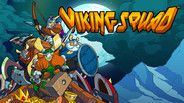 Grab your trusty sword, strap on a fearsome helmet, and plunge into the chaotic fray of Viking Squad! In this three player co-op brawler you must put a stop to the wildly mischievous Loki and reopen the gates to Valhalla. Find a friend for local co-op couch play or find a match online!