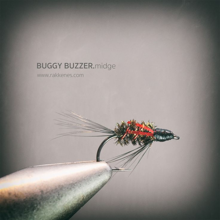 Midge Gallery - Fly fishing and fly tying