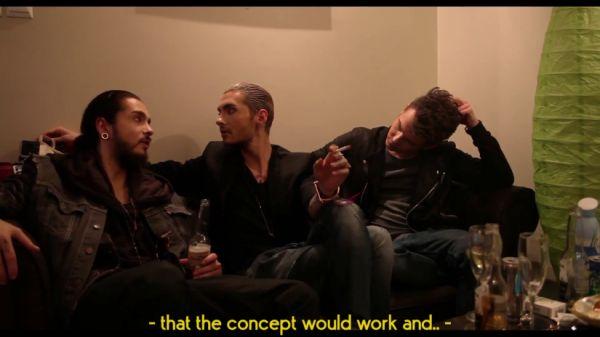 Tokio Hotel TV 2015 [EP 10] Work Bitch - SCREENSHOTS