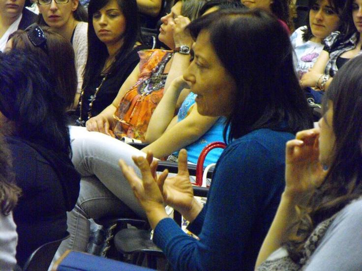 """Seminario """"Società, giornalismo e mediazione incontrano l'immigrazione""""  sabato 12 maggio 2012"""