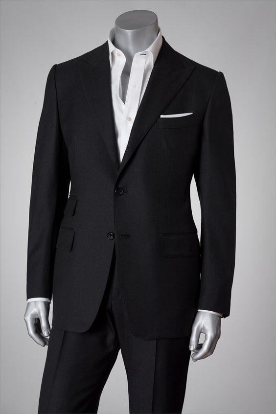 Black Tailored Tom Ford Suit New Hip Hop Beats Uploaded EVERY SINGLE DAY  http://www.kidDyno.com: