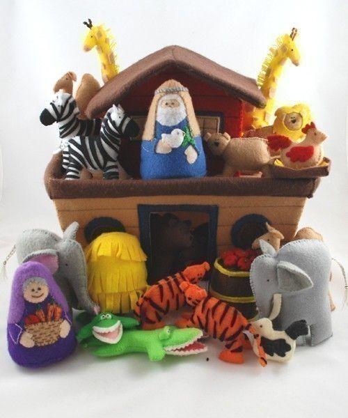 Noah's Ark - Bugga Bugs