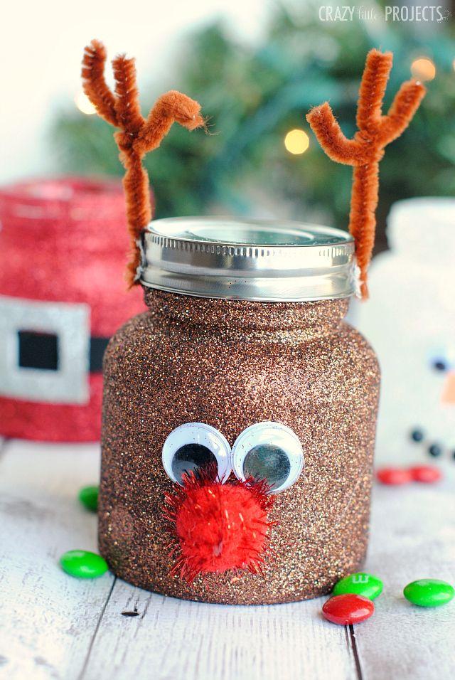 Christmas Treat Jars