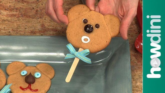 Çocuklarınız İçin - Teddy Ayı Kurabiye Yapımı - Özel günler için yada günlük yapabileceğiniz çocuklarınız için basit Teddy kurabiye