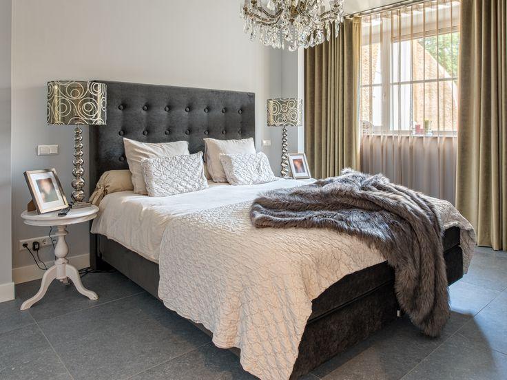 Interieuradvies | stijlvol slapen  #chic #comfy #impression #goodnight #sleepwell #bedroom #elegant #201607 #kokwooncenter