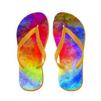 Morning Flip Flops