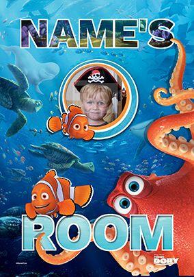Hank, Marlin & Nemo Poster - Finding Dory