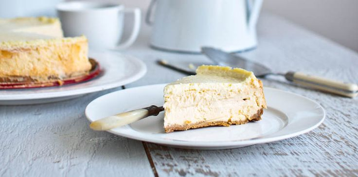 A New York State of Mind: the Perfect New York Cheesecake
