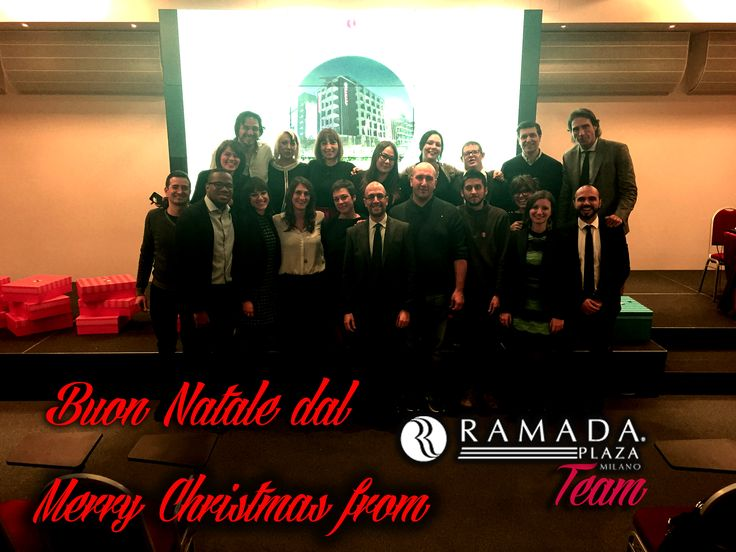 Ramada Plaza Milano TEAM
