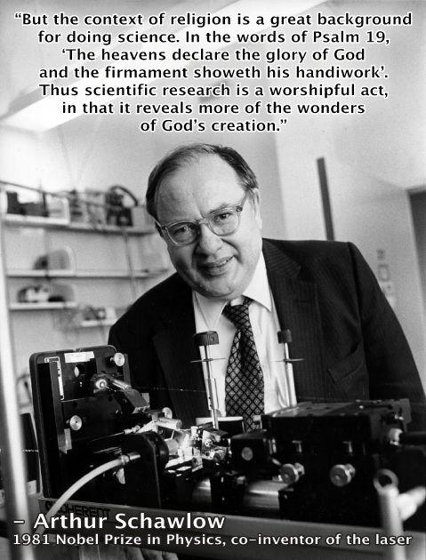 Arthur Schawlow quote