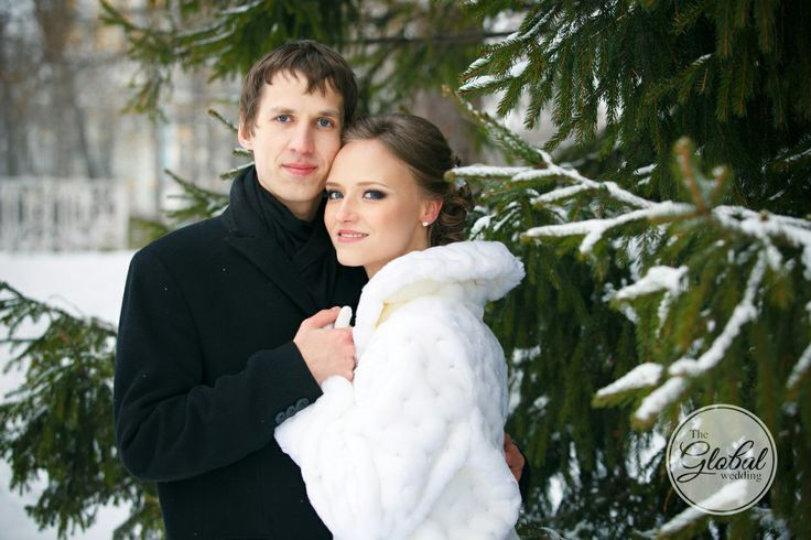 Зимняя свадьба. Winter wedding