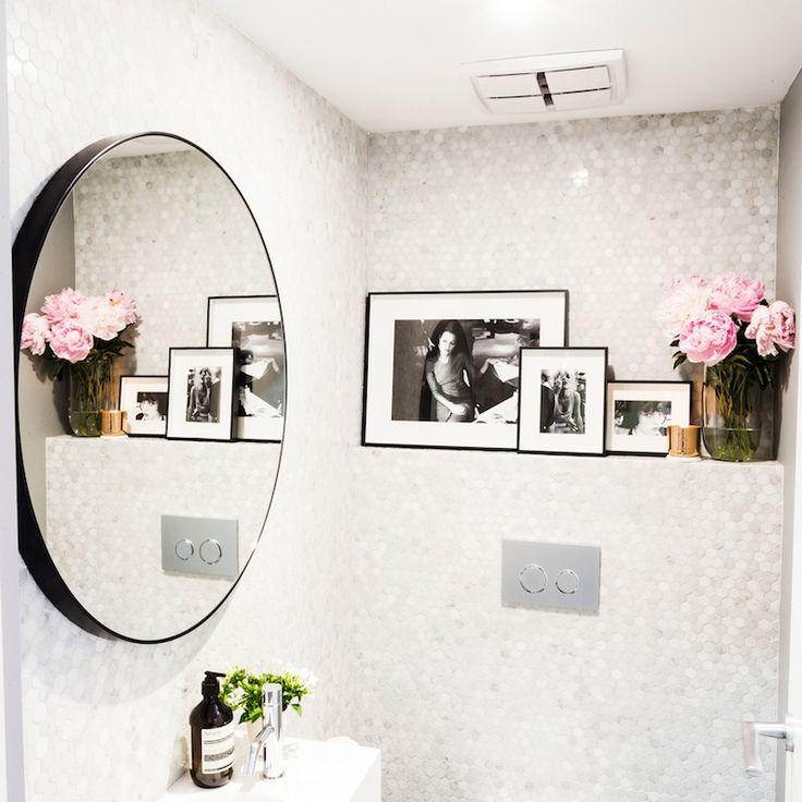 Hello! Last night on The Block Triple Threat we got to see the Laundry, Powder Room & Wine Cellar. What do you think?