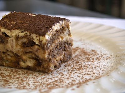 A truly authentic Tiramisu recipe, straight from Hostaria Antica Roma in Italy.