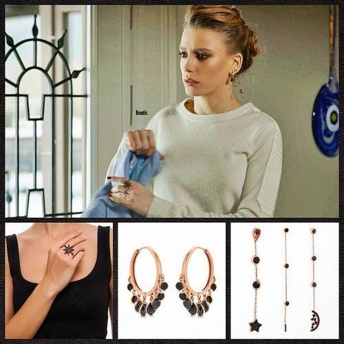 Serenay Sarıkaya Jewellery