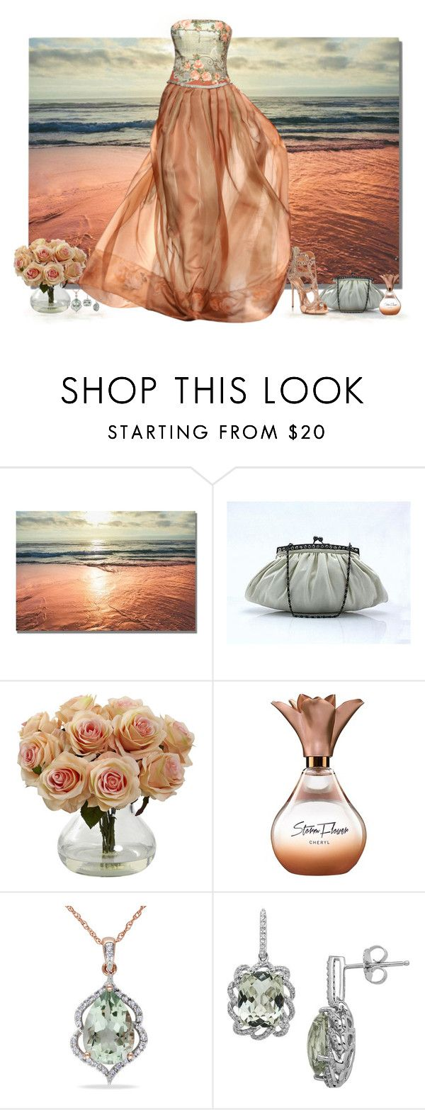 """Untitled #308"" by love-n-laughter ❤ liked on Polyvore featuring Glam Cham, Miadora, Lord & Taylor and Giuseppe Zanotti"