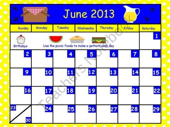 Kindergarten Calendar For Promethean Board : Pin by jordan cleveland on school ideas pinterest