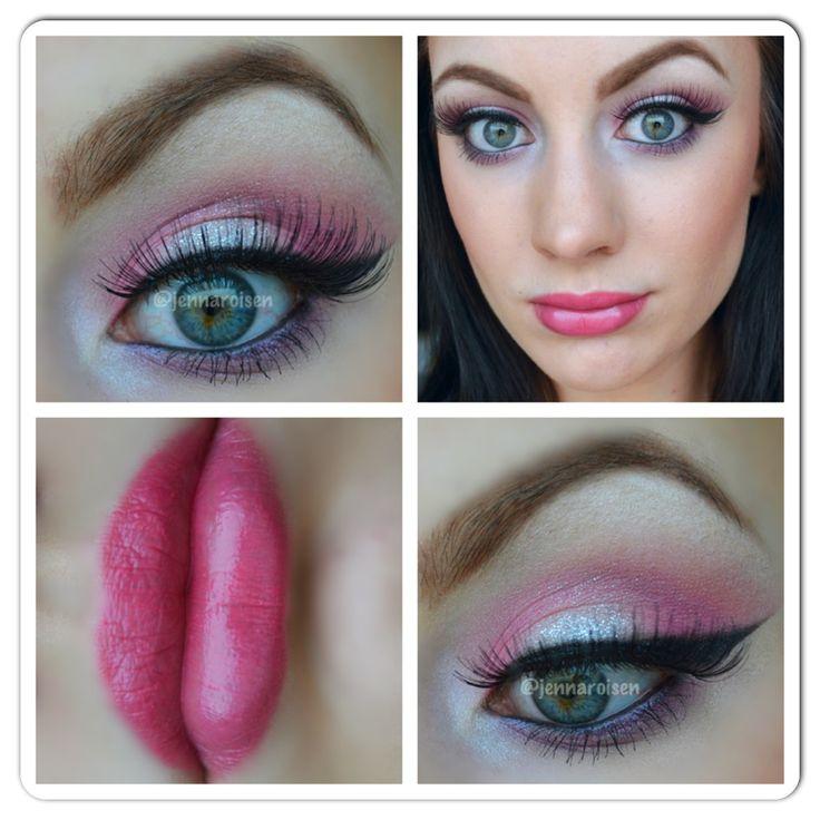 Barbie Pink Inspired Makeup