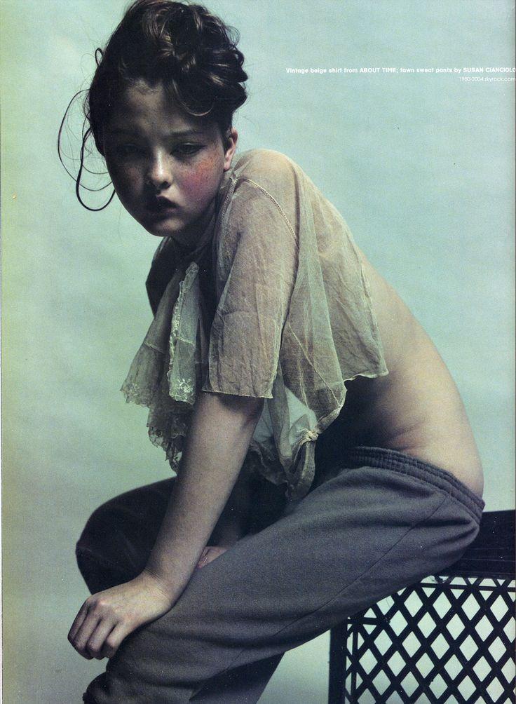bohemea:    Devon Aoki: Turn the Dark On - The Face by Mario Sorrenti, October 1997
