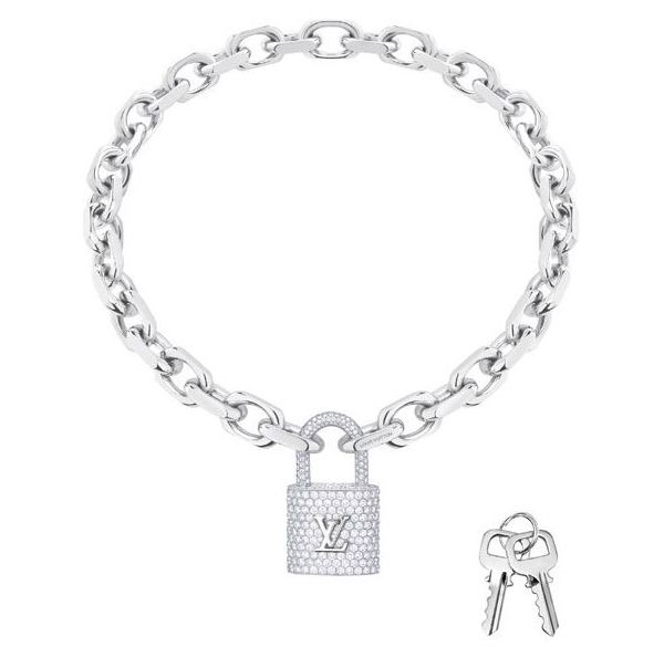35 Best Images About Louis Vuitton Jewelry On Pinterest