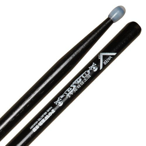 Vater Percussion Eternal Black Power 5B Nylon Tip -- Visit the image link more details. Note:It is affiliate link to Amazon. #eyes