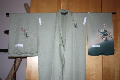 Sewing kimono part 8