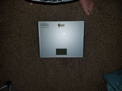 EatSmart Precision Plus Digital Bathroom Scale Review: Amber Allen Reviews