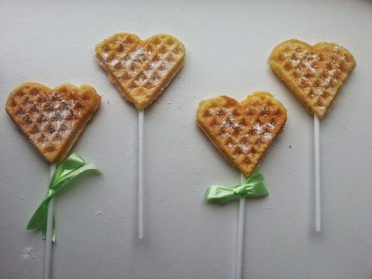 love my life blog: Recept | Hartjes wafels