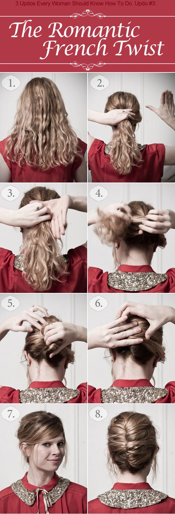 The best images about hair on pinterest french twist hairstyle