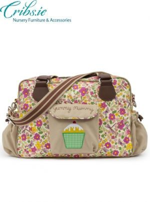 Pink Lining | Yummy Mummy Cottage Garden | Baby Changing Bags | Cribs.ie