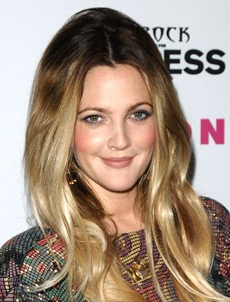 ombre hair: Ombre Hair Colors, Hair Colors Ideas, Hairstyles, Dips Dyes, Blondes, Ombrehair, Beautiful, Hair Style, Drew Barrymore