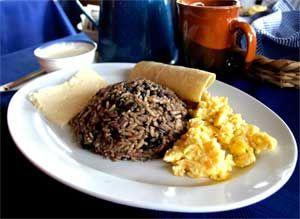 Platos Latinos, Blog de Recetas, Receta de Cocina Tipica, Comida Tipica, Postres Latinos: Recetas Costarricenses de Gallo Pinto, Cocina Tipica Costa Rica