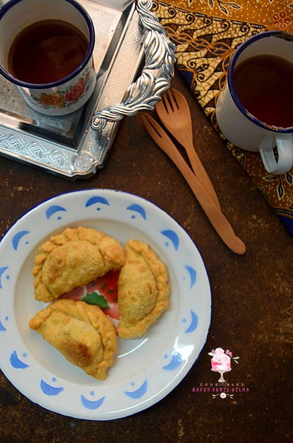 Dapur Comel Selma: Antara Pastel isi Sayur ala Indonesia dan Karipap ala Malaysia