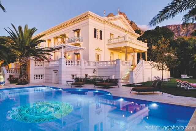 8 Bedroom house for sale in Camps Bay. No cost was spared in the creation of this majestic mansion. #luxury #home