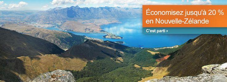 PROMO -20% en Nouvelle-Zélande!  Marre de l'hiver? Passez à l'été en quelques heures et retrouvez-vous dans le pays des merveilles de la nature et de l'incroyable hospitalité des Kiwis. **************************************************************** #aventure #detente #kiwi #nature #paysages #rafting #ile #mer #randonnée #travel #trips #merveille #tripadvisor #voyageexpert #wanderlust #viator #getaway #voyage #tourisme #decouverte #bucketlist #vacances #holidays #amazingdestination