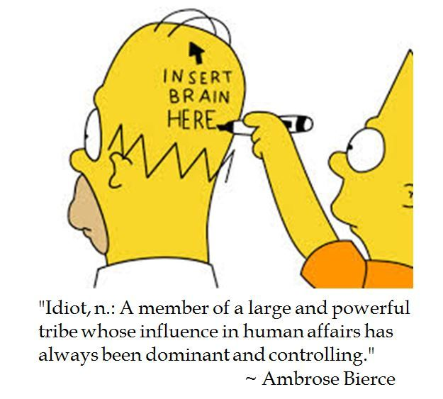 Homer Simpson Wedding Quotes: 35 Best Ambrose Bierce Quotes Images On Pinterest