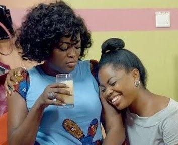 Toyo baby of Jenifa's diary Juliana Olayode reveals how DEEP her relationship with Funke Akindele is