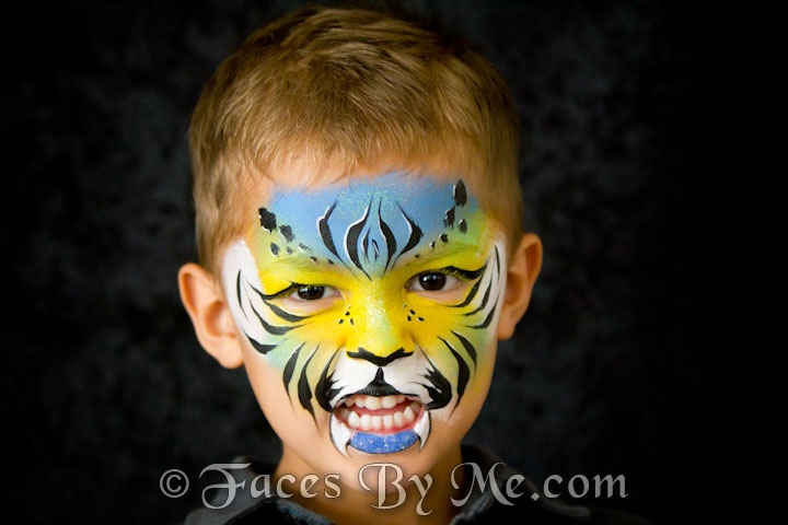 Face by Me! - Face Painting by Vicki Long!  http://www.facesbyme.com    Professional face painting in Dallas/Fort Worth, Texas.