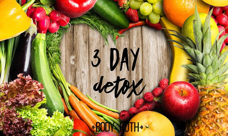 3 day detox  – Body by Ruth Inspiring Good Health Through Fitness, Food, Fashion And A Positive Mind