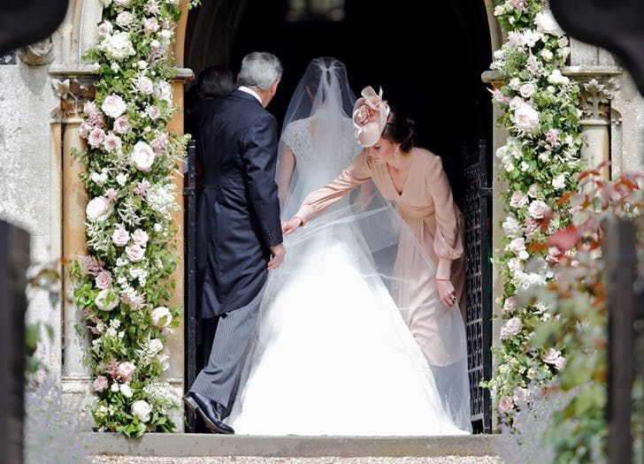Pippa Middleton's Wedding: the Details You Need to Know - PureWow