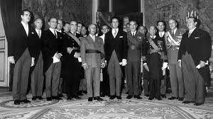 Entrada de un grupo de tecnócratas en el gobierno en 1957 que diseñaron el Plan de Estabilización de 1959.