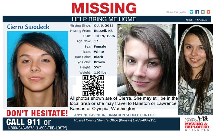 456 Best Amber Alert Amp Missing People Images On Pinterest