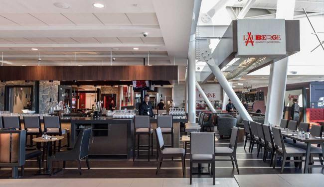 L'Auberge Saint-Gabriel ajoute une saveur #locale à Aéroport Montréal-Trudeau Airport! #foodie   #voyageurs