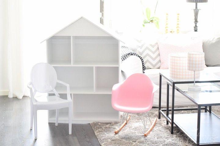 #jollyroom #alice&fox #stol #kidsroom #barninspo #fåtölj #barninredning #bokhylla
