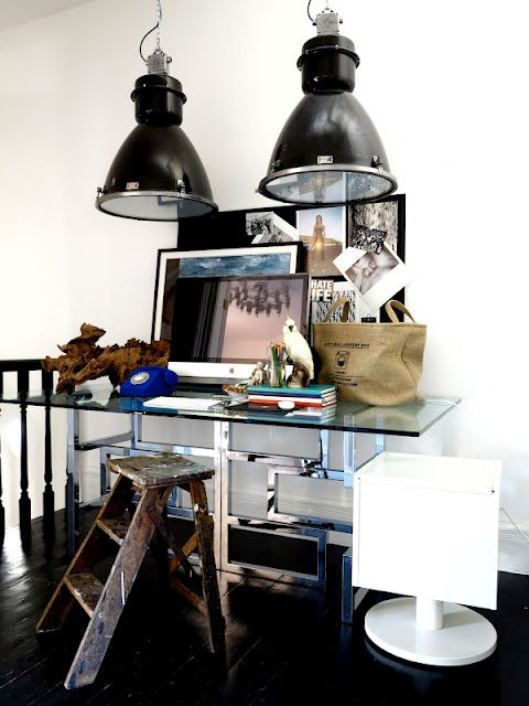 47 Park Avenue Trendy Home Office