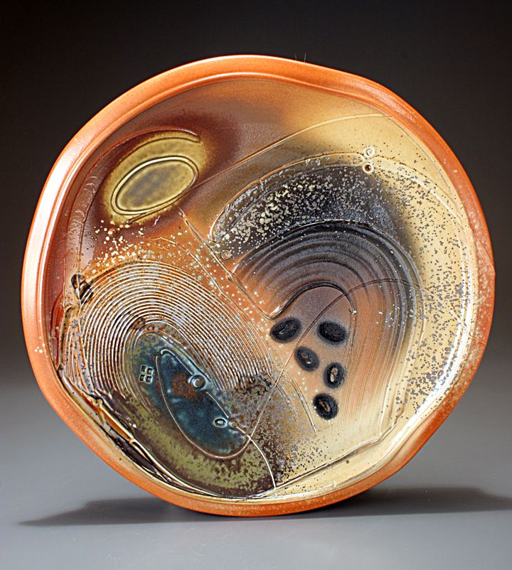 Current Exhibit at Clay Art Center:  SHINO REDUX 2010.   Tom Coleman