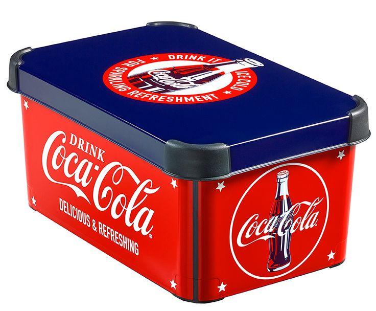 #Curver #CocaCola #Box