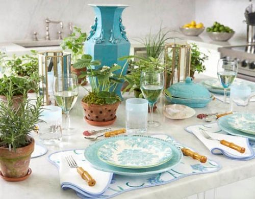 Taste of the South via House of Turquoise