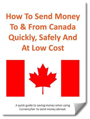 Send money to and from Canada